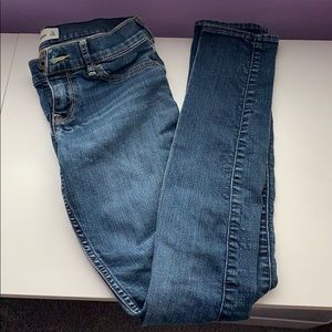 dark wash kids jeans